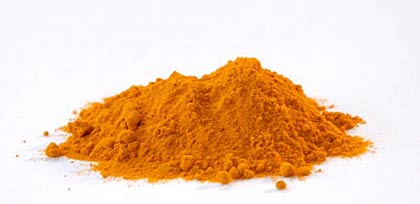 tumeric is a natural remedy